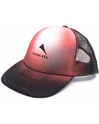 Mauna Kea Logo-print Baseball Cap - Black