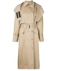 Eudon Choi - Gesner Trench Coat - Lyst