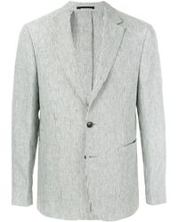 Cerruti 1881 Classic Formal Blazer - White