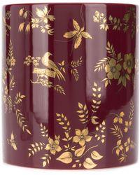 Fornasetti Profumi Coromandel Candle (1.9kg) - Red