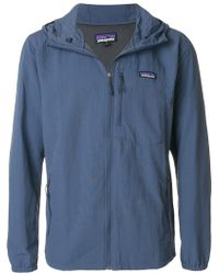 Patagonia - Hooded Lightweight Jacket - Lyst