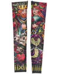 DSquared² - Multi-print Arm Sleeves - Lyst