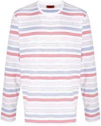 Missoni ストライプ Tシャツ - ホワイト