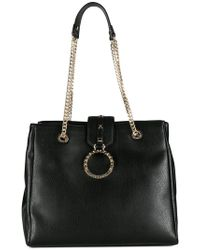 Versace Jeans - Chain Tote Bag - Lyst