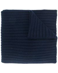 JOSEPH - Ribbed Cashmere Scarf - Lyst