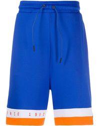 Kappa Shorts sportivi Authentic La Cartaw - Blu