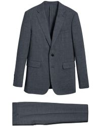 Burberry - Soho Fit Three-piece Linen Wool Suit - Lyst
