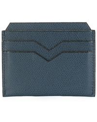 Valextra - - Classic Cardholder - Unisex - Calf Leather - One Size - Lyst