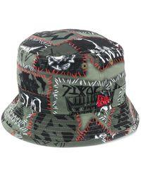 KTZ Cappello bucket New Era Monster - Multicolore