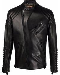 Philipp Plein - Байкерская Куртка Paradise Panther - Lyst