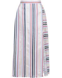 Altuzarra Scrimshaw スカート - ブルー