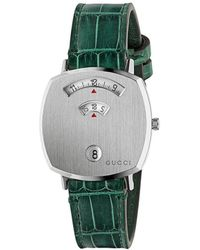 Gucci - グリップ 腕時計 - Lyst