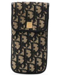 Dior トロッター サングラスケース - ブラック