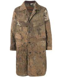 Ziggy Chen   Art Print Military Coat   Lyst