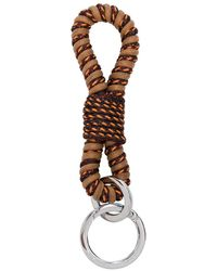 Proenza Schouler Bungee Charm-cording Keyring - Red
