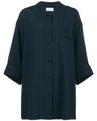 Lemaire - Shirt Jacket - Lyst