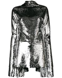 Paula Knorr - Asymmetric Sequin Top - Lyst