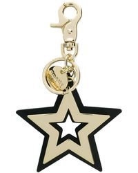 See By Chloé Star Shaped Key Ring - Черный