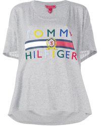 Tommy Hilfiger ロゴ Tシャツ - マルチカラー