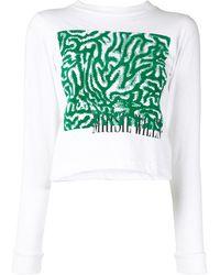 Maisie Wilen T-shirt YS104 - Bianco