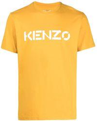 KENZO - ロゴ Tシャツ - Lyst