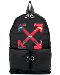a232eb713e6f Off-White c/o Virgil Abloh - Arrow Backpack - Lyst
