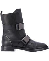 Casadei - バックルストラップ ブーツ - Lyst