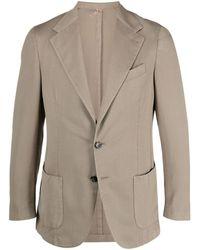 Dell'Oglio - スリムフィット シングルジャケット - Lyst