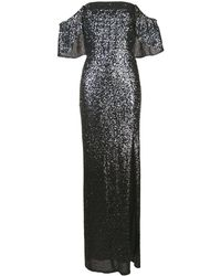 Marchesa notte - スパンコール ドレス - Lyst