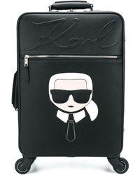 Karl Lagerfeld Karl Trolley - Zwart