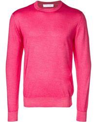Cruciani Lightweight sweater - Rose
