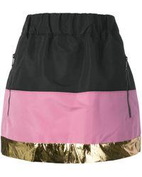 N°21 - カラーブロック スカート - Lyst