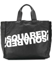 DSquared² - ダブルロゴ トートバッグ - Lyst