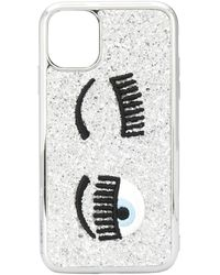 Chiara Ferragni - Flirting Eye Iphone 11 ケース - Lyst