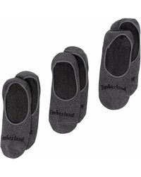Timberland Pack de tres pares de calcetines Stratham - Gris