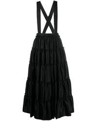 Comme des Garçons ハイウエスト スカート - ブラック