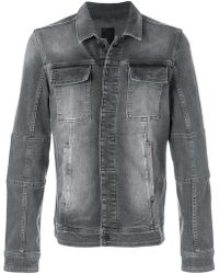 Thom Krom Denim Jacket - Grey