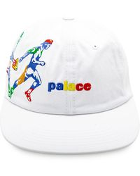 Palace Pet Met Zes Vlakken - Wit