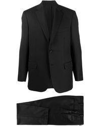 Brioni シングルジャケット - ブラック