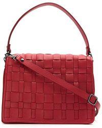 Mara Mac - Leather Shoulder Bag - Lyst