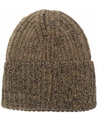 Moncler Genius 2 Moncler 1952 Ribbed-knit Beanie - Green