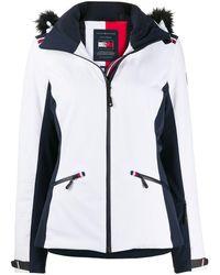 Tommy Hilfiger Chaqueta de esquí Rossignol acolchado - Blanco