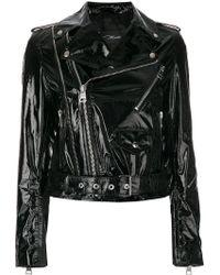 Manokhi - Biker Jacket - Lyst