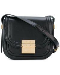 Lanvin 'lala' Shoulder Bag - Black