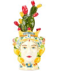 Dolce & Gabbana Bougie parfumée Il Nostro Giardino - Jaune