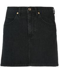 Khaite Dolly ミニスカート - ブラック