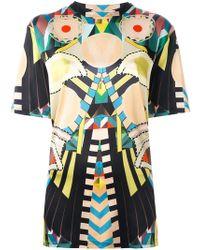 Givenchy - 'crazy Cleopatra' T-shirt - Lyst