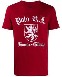 Polo Ralph Lauren - ロゴプリント Tシャツ - Lyst
