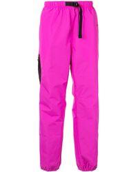 Supreme X Nike Trail Running Trousers - Pink