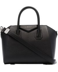 Givenchy Antigona Small Tote Bag - Black